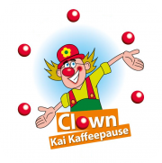Clown Kai Kaffeepause